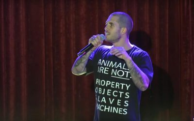 Episode 014: James Aspey – From Drugs and Cancer to Vegan Activism and Meditation